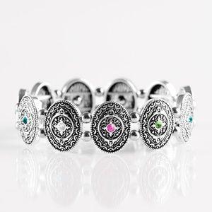 Girl Grandeur - multicolored bracelet